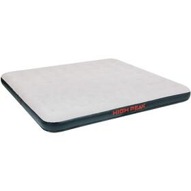 High Peak King Air Bed light grey/dark grey